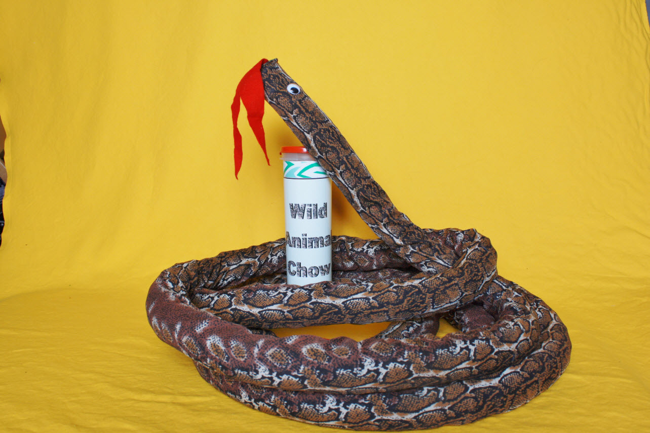 Snake in a Can Gag